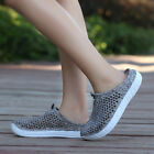 Women Summer Beach Sandals Hollow out Shoes Casual Breathable Slipper Cool