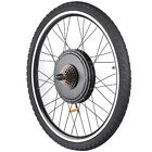 48V 1000W Rear Wheel Electric Bicycle E Bike Conversion Kit Cycling Motor w LCD