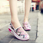Womens Casual Sport Shake Shoes Sneakers Running Breathable Mesh Comfy Shoes