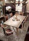Italian Dining Table and Chairs Ex Display Model