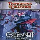 Castle Ravenloft Board Game Dungeons  Dragons DD New  Dice Game Table