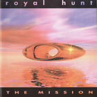 the mission ROYAL HUNT CD ( FREE SHIPPING)