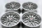 17 Drift rims wheels Integra Vigor Aveo Cobalt Spark Civic Prelude 4x100 4x1143