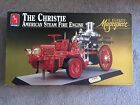 1911 THE CHRISTIE American Steam Fire Engine Model Kit AMT ERTL 1/12 Scale