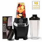 Golds Gym Supreme Strength Personal Power Blender 1000 Watt Travel Sports Bottle