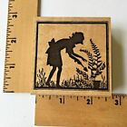 Hero Arts Rubber Stamps Lets Garden Silhouette F5407 NEW