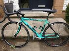 Bianchi SL3 ALU CARBON 50cm with Campagnolo group set and wheels
