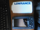 lowrance hook 4x fish finder no cables just unit