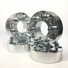 4x 15 Wheel Adapters Spacers 6x55 to 6x5 6x1397 to 6x127  12x15 Fits Chevy