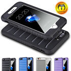 Shockproof Heavy Duty Armor Rugged Hybrid Hard Case Cover For iPhone 7