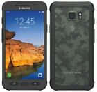 Samsung Galaxy S7 Active 32GB ATT G891A Green Camo Great Condition Fast Ship