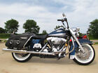 2002 Harley Davidson Touring ROAD KING CLASSIC 2002 HARLEY DAVDSON ROAD KING CLASSIC FLHRCI LUXURY BLUE AND DIAMOND ICE PEARL