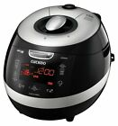 Cuckoo Electric Induction Heating Pressure Rice Cooker CRP-HZ0683F Black