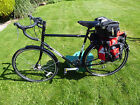 Raleigh Sojourn Touring Bike 55cm Frame great condition plus accessories