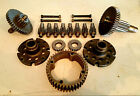 Wheel Horse 520-H differential and gears