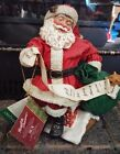 Clothtique Possible Dreams 1994 A Christmas Guest Santa Clause Figurine 10