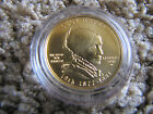 2011 W 10 Lucy Hayes First Spouse Gold Uncirculated Includes OGP