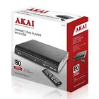 Akai A51002 DVD Player USB Multi Region *NEW* 3 Year Warranty & Scart Cable *UK*