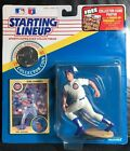 1991 SLU Starting Lineup Ryne Sandberg Figure with Card and Coin Unopened