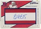 2016 Panini Prime Signatures Football Cards - Short Print Info Added 22