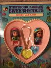 Storybook Kiddles Sweethearts Book Romeo and Juliet Mattel