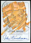 2015 Topps Star Wars Illustrated: The Empire Strikes Back 51