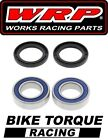 Moto Guzzi 1100 California Special Sport 2001 - 2002 WRP Front Wheel Bearing Kit