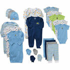 NEW NEW born Baby Boy Clothes 21 PC Set 0 3 Months Outfit Infant Shower Gift Lot