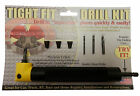 Right Angle Drill Attachment Kit Tight Fit 90 Degree Drill Adapter 00106 - New