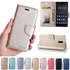 For Nokia 8/6/5/3 Slim Leather Magnetic Flip Wallet Case Stand Protective Cover