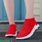HOT FASHION Womens Running Trainer Athletic Breathable Sneakers Sport Shoes