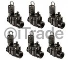 Lot of 6 Rain Bird CP100 1 in Plastic Electric Inline Irrigation Valve NEW FSH