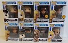 Funko POP! Movies Valerian Set of 8 Both Doghan Daguis Chase Complete Set MIB!!