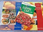 WEIGHT WATCHERS 123 Success Program EATING OUT Food  Fast Food Companion BOOKS