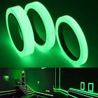 Glow In The Dark Luminous Fluorescent Night Self adhesive Safety Sticker Tape YU