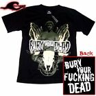 Bury Your Dead Bury Your Fckin Dead Band T Shirt