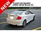 Scion TC 05 10 Coupe Trunk Rear Spoiler Painted CLASSIC SILVER METALLIC 1F7