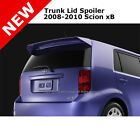 Scion XB Wagon 08+ Trunk Roof Spoiler Painted Clear CLASSIC SILVER METALLIC 1F7