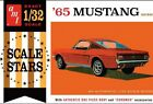 AMT 1965 Ford Mustang Fastback 1/32 model car kit new 1042
