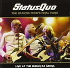 The Frantic Four's Final Fling: Live at the Dublin O2 Arena STATUS QUO 2 CD SET