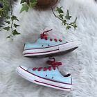 Converse All Star Canvas Sneakers Kids Youth Boys Girls Size 13