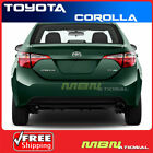 Painted Spoiler For 14+ Toyota Corolla Rear Trunk 1F7 CLASSIC SILVER METALLIC
