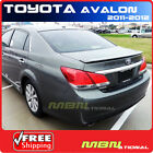 11 12 Toyota Avalon Trunk Spoiler Painted Clear Coat 1F7 CLASSIC SILVER METALLIC