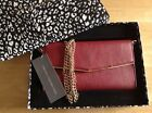 FCUK French Connection Gift Boxed Cross Women Clutch Body Bag BNIB