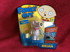 Playmates Family Guy BRIAN GRIFFIN Figure Crazy Interactive World - New