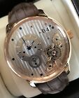 Glashutte Original PanoMatic Inverse AUTO Solid 18k Gold 42mm 1-91-02-01-05-30