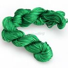 27 Meter Nylon Braided Cord Macrame Beading Diy Thread String Kumihimo 12mm
