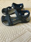 Teva Youth Boys Toachi Blue Gray Black Water Hiking Sport Sandals Shoes Size 1