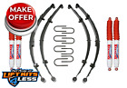 Skyjacker 2 Lift Kit w Hydro Shock for 76 83 Jeep CJ5 76 86 CJ7 81 85 Scrambler