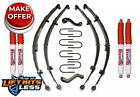 Skyjacker J34K H 35 Lift Kit w Hydro Shocks for 1955 1975 Jeep CJ5 CJ6 Gas